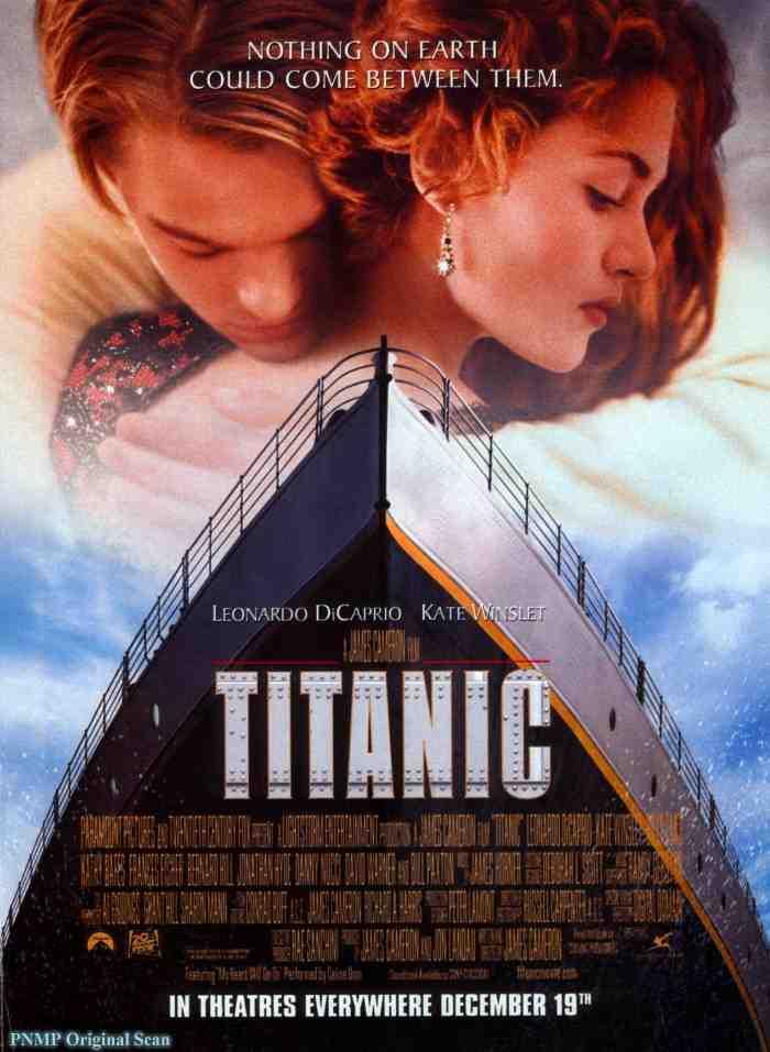 Votre film préferé Titanic